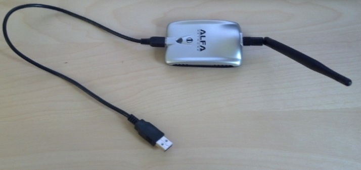 Alfa AWUS036H Wireless USB Adapter